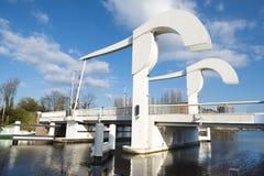 drawbridge zdjęcie royalty free