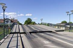 drawbridge Fotografering för Bildbyråer
