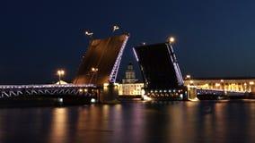 drawbridge Royaltyfri Bild