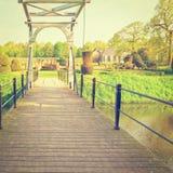 drawbridge fotografía de archivo