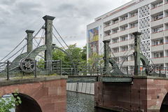 Drawbridge in Berlin Stock Photos