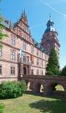 drawbridge johannisburg schloss Στοκ εικόνα με δικαίωμα ελεύθερης χρήσης