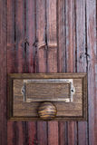 Drawer cabinet archive Stock Images