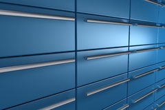 Drawer close up Royalty Free Stock Photo