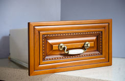 Drawer closeup Royalty Free Stock Image