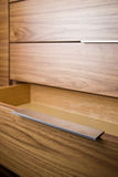 Drawer furniture Stock Image