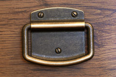 Drawer handle Stock Photos