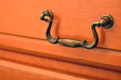 Drawer handle Stock Photography