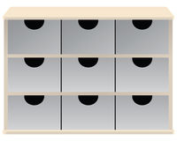 Drawer organizer Stock Photography