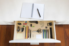 Drawer Royalty Free Stock Photography