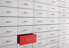 Drawers Royalty Free Stock Photos