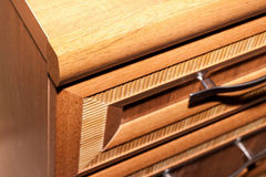 Drawers background Stock Photography
