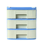 Drawers cabinet Royalty Free Stock Photos