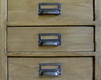 Drawers Royalty Free Stock Image