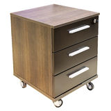 Drawers isolated Stock Image