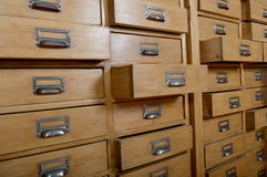 Drawers Royalty Free Stock Images