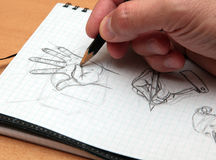 Drawing Stock Photography