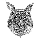Drawing animals anti stress Stock Images