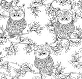 Drawing animals anti stress Royalty Free Stock Images