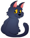 Cartoon Cat - Vector Illustration Stock Photo