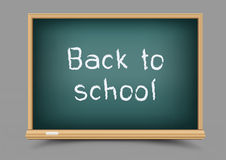 Drawing back to school Stock Images