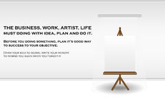Drawing Board Stock Photography