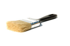 Drawing Brush Royalty Free Stock Photography