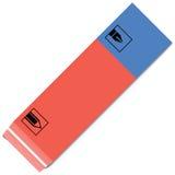 Drawing eraser Stock Photo
