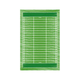 Drawing field american football grass. Vector illustration eps 10 Stock Photography