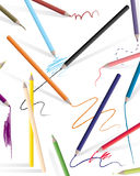 Drawing pencils Stock Image