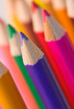 Drawing pencils Royalty Free Stock Image