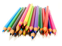 Drawing pencils Royalty Free Stock Images