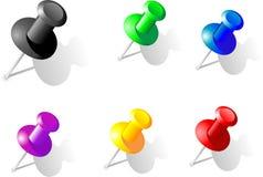 Drawing pin Stock Photos