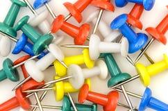 Drawing Pins 02 Stock Photo