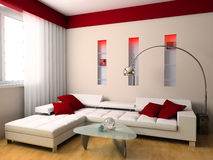 Drawing room Stock Images
