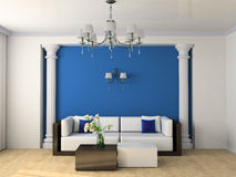 Drawing room Royalty Free Stock Photos