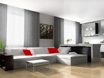 Drawing room Stock Photos