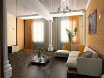 Drawing room Stock Image