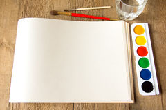 Drawing set Stock Photos