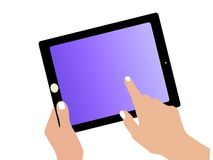 Drawing tablet Royalty Free Stock Images