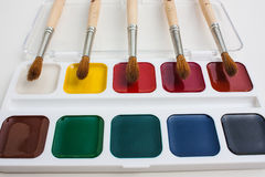 Drawing tools Stock Photography