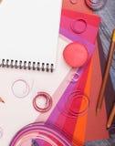 Drawinng-Werkzeuge Lizenzfreies Stockbild