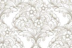 Drawn pattern Royalty Free Stock Photography