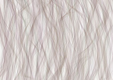 Drawn texture, background. Abstract background with brushstrokes in the shape of waves in beige colors on the white backdrop. A4 size format. Series of vector illustration