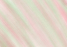 Drawn texture, background. Pastel background with brushstrokes in green, red and pink colors. Series of Watercolor, Oil, Pastel, Chalk and Inc Backgrounds Stock Images
