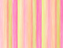 Drawn in Wax Pencil. Stripes Wallpaper Pattern Stock Photos
