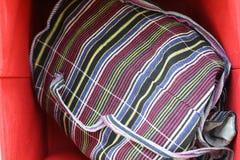 Drawstring bag Stock Photos
