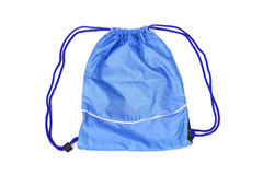 Drawstring bags Royalty Free Stock Photos