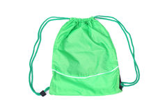 Drawstring bags Stock Photos