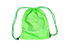 Drawstring bags Royalty Free Stock Image